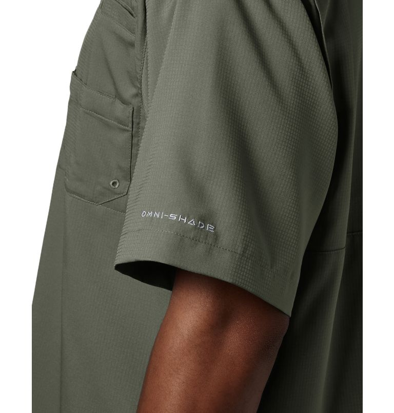 Tamiami™ II SS Shirt | 316 | XS Men's PFG Tamiami™ II Short Sleeve Shirt, Cypress, a4