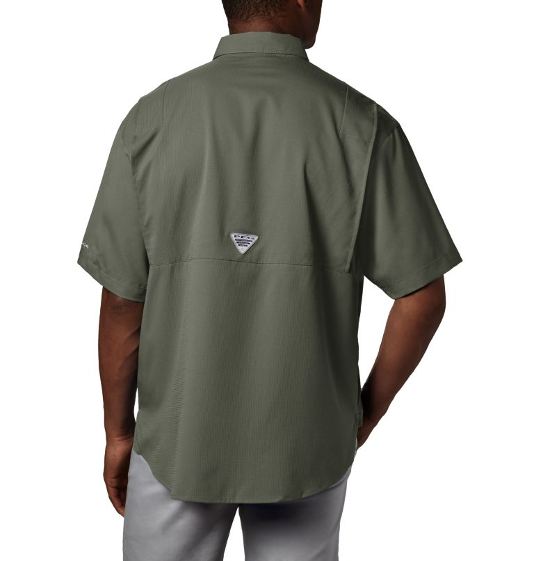 Tamiami™ II SS Shirt | 316 | XL Men's PFG Tamiami™ II Short Sleeve Shirt, Cypress, back