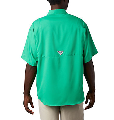 Men's PFG Tamiami™ II Short Sleeve Shirt Tamiami™ II SS Shirt | 479 | L, Dark Lime, back