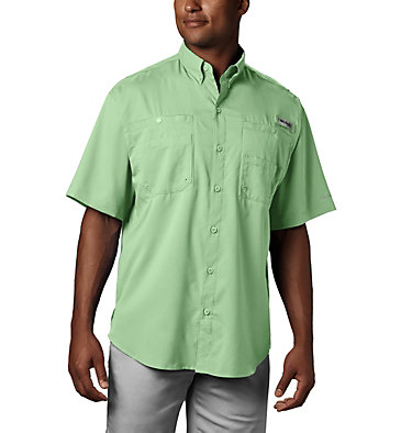 Men's PFG Tamiami™ II Short Sleeve Shirt Tamiami™ II SS Shirt | 479 | L, Key West, front