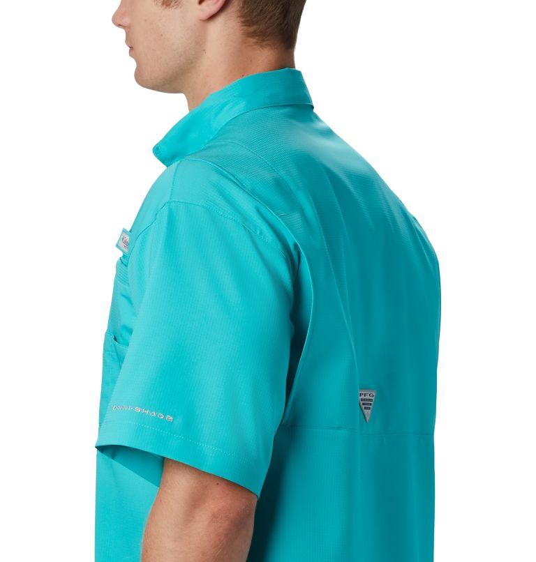 Tamiami™ II SS Shirt | 455 | M Men's PFG Tamiami™ II Short Sleeve Shirt, Bright Aqua, a3