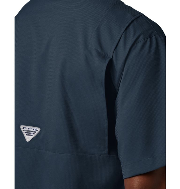 Tamiami™ II SS Shirt | 464 | XXL Men's PFG Tamiami™ II Short Sleeve Shirt, Collegiate Navy, a3