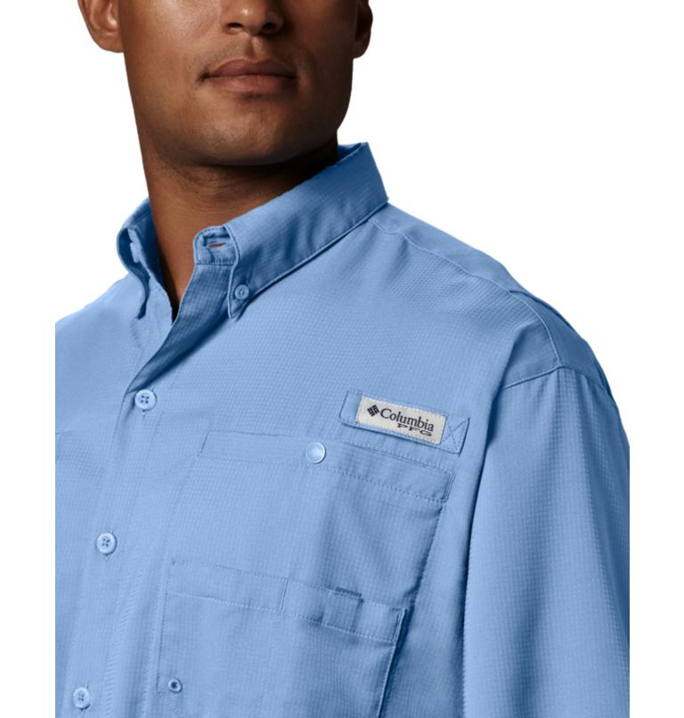 Tamiami™ II SS Shirt   486   M Men's PFG Tamiami™ II Short Sleeve Shirt, Sail, a1