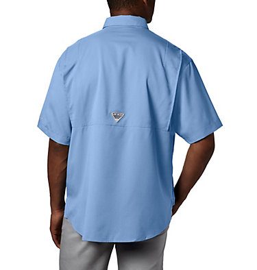 Men's PFG Tamiami™ II Short Sleeve Shirt Tamiami™ II SS Shirt | 479 | L, Sail, back