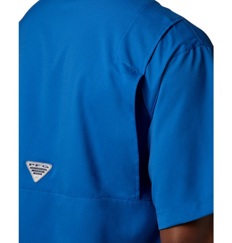 Tamiami™ II SS Shirt | 487 | M Men's PFG Tamiami™ II Short Sleeve Shirt, Vivid Blue, a3