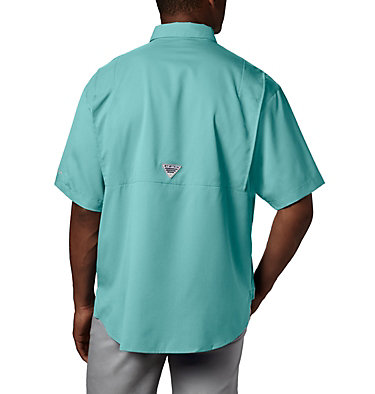 Men's PFG Tamiami™ II Short Sleeve Shirt Tamiami™ II SS Shirt | 479 | L, Gulf Stream, back