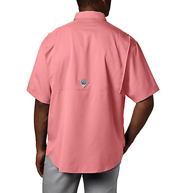 Men's PFG Tamiami™ II Short Sleeve Shirt Tamiami™ II SS Shirt | 479 | L, Sorbet, back