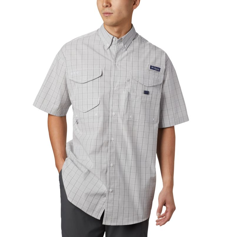 Men's PFG Super Bonehead Classic™ Short Sleeve Shirt Men's PFG Super Bonehead Classic™ Short Sleeve Shirt, front