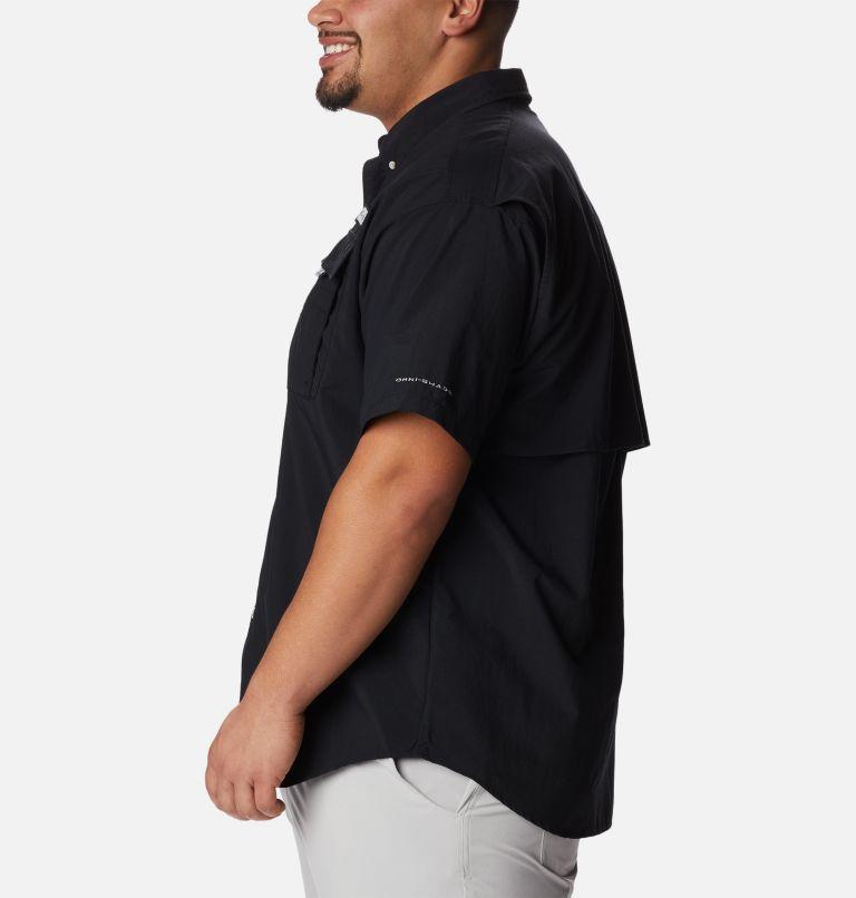 Bahama™ II S/S Shirt | 010 | 3X Men's PFG Bahama™ II Short Sleeve Shirt - Big, Black, a1