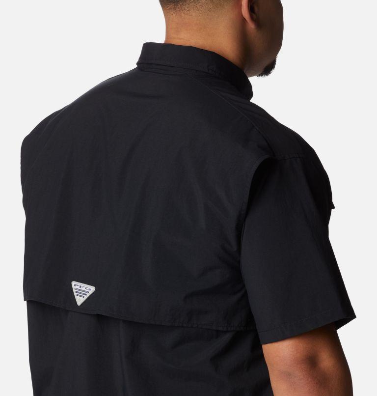 Bahama™ II S/S Shirt | 010 | 3X Men's PFG Bahama™ II Short Sleeve Shirt - Big, Black, a3