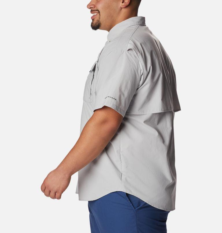 Bahama™ II S/S Shirt   019   2X Men's PFG Bahama™ II Short Sleeve Shirt - Big, Cool Grey, a1