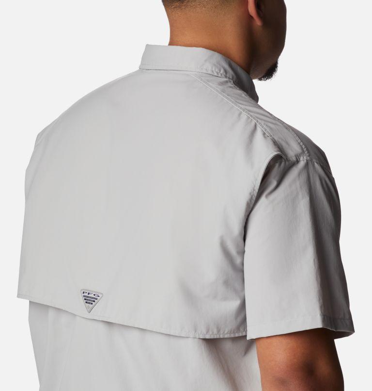 Bahama™ II S/S Shirt   019   2X Men's PFG Bahama™ II Short Sleeve Shirt - Big, Cool Grey, a3