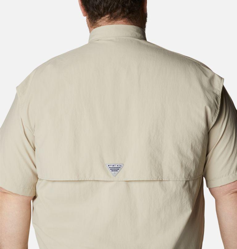 Bahama™ II S/S Shirt | 160 | 1X Men's PFG Bahama™ II Short Sleeve Shirt - Big, Fossil, a3