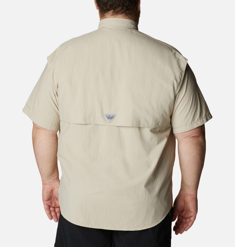Bahama™ II S/S Shirt | 160 | 2X Men's PFG Bahama™ II Short Sleeve Shirt - Big, Fossil, back