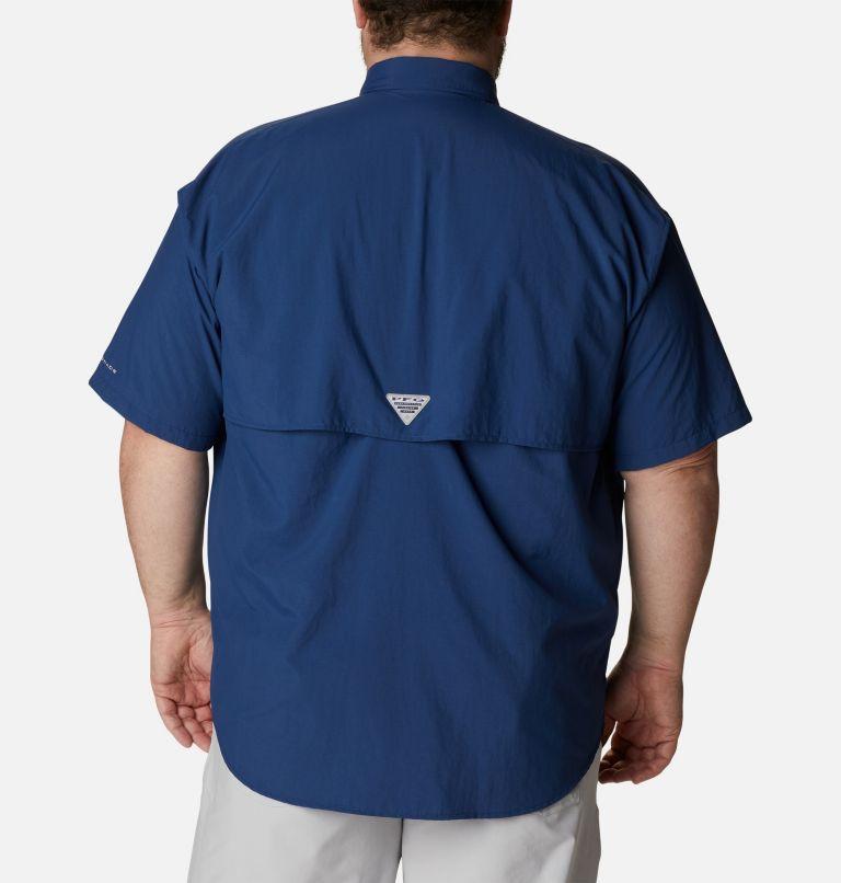 Bahama™ II S/S Shirt   469   2X Men's PFG Bahama™ II Short Sleeve Shirt - Big, Carbon, back