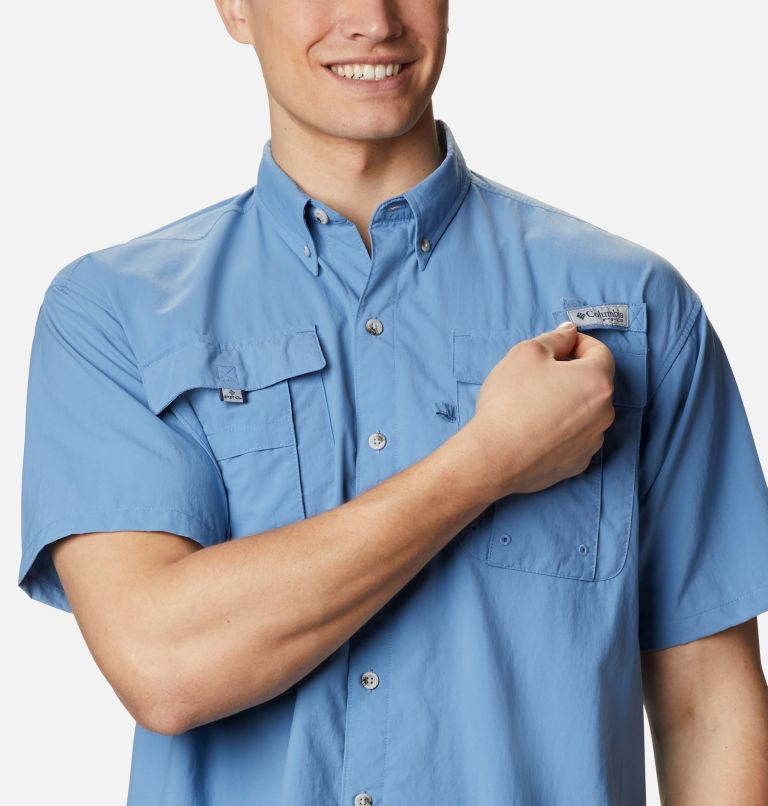 Bahama™ II S/S Shirt | 480 | 4X Men's PFG Bahama™ II Short Sleeve Shirt - Big, Skyler, a2