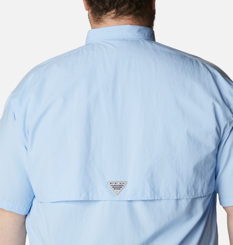 Bahama™ II S/S Shirt | 486 | 5X Men's PFG Bahama™ II Short Sleeve Shirt - Big, Sail, a3