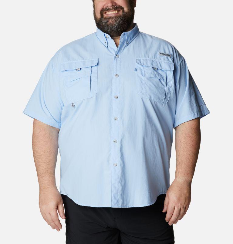 Bahama™ II S/S Shirt | 486 | 5X Men's PFG Bahama™ II Short Sleeve Shirt - Big, Sail, front