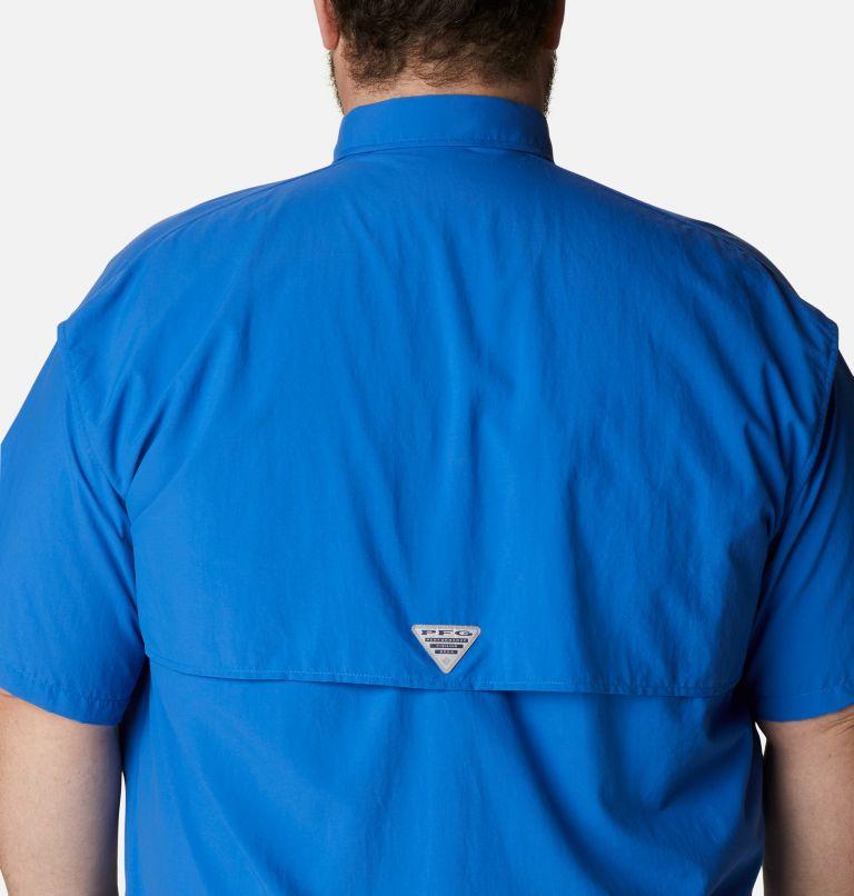 Bahama™ II S/S Shirt | 487 | 2X Men's PFG Bahama™ II Short Sleeve Shirt - Big, Vivid Blue, a3