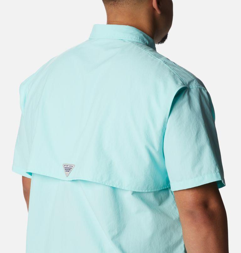 Bahama™ II S/S Shirt | 499 | 3X Men's PFG Bahama™ II Short Sleeve Shirt - Big, Gulf Stream, a3