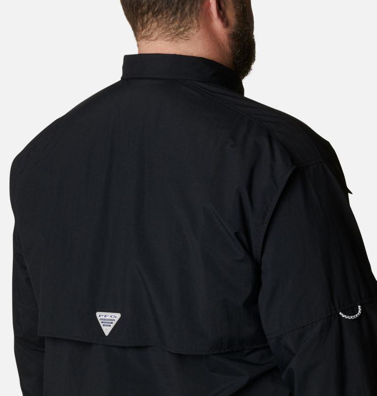 Bahama™ II L/S Shirt | 010 | 2X Men's PFG Bahama™ II Long Sleeve Shirt - Big, Black, a3