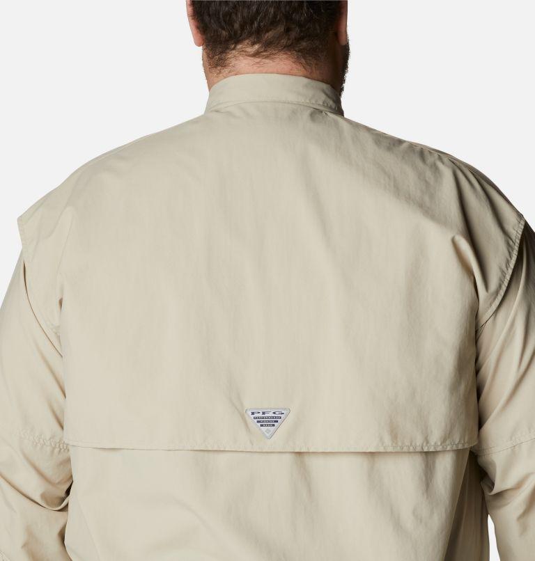 Bahama™ II L/S Shirt   160   1X Men's PFG Bahama™ II Long Sleeve Shirt - Big, Fossil, a3