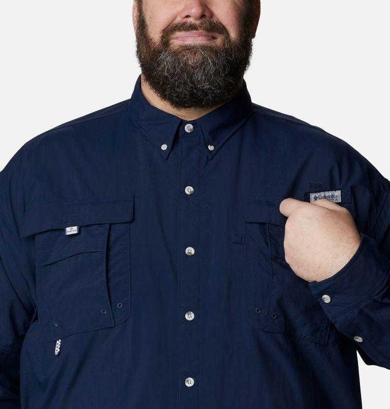 Bahama™ II L/S Shirt | 464 | 6X Men's PFG Bahama™ II Long Sleeve Shirt - Big, Collegiate Navy, a2