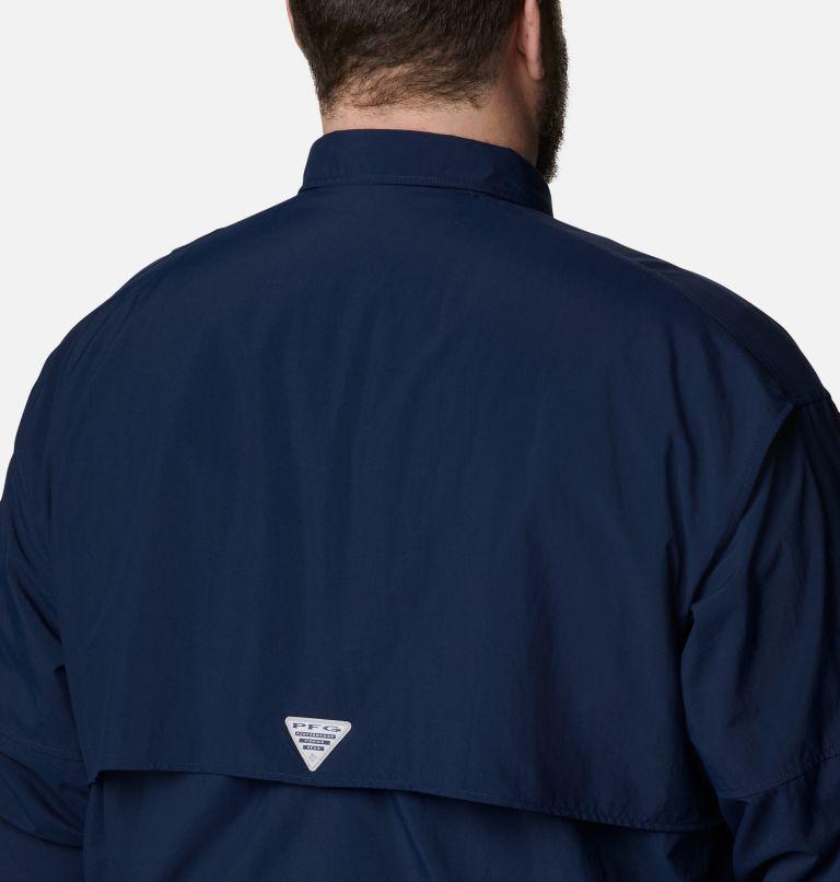 Bahama™ II L/S Shirt | 464 | 6X Men's PFG Bahama™ II Long Sleeve Shirt - Big, Collegiate Navy, a3