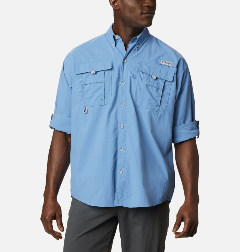 Bahama™ II L/S Shirt | 480 | 4X Men's PFG Bahama™ II Long Sleeve Shirt - Big, Skyler, a5