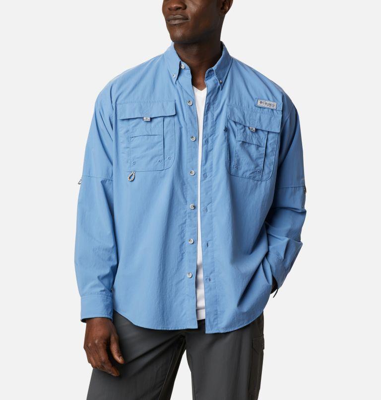 Bahama™ II L/S Shirt | 480 | 4X Men's PFG Bahama™ II Long Sleeve Shirt - Big, Skyler, front