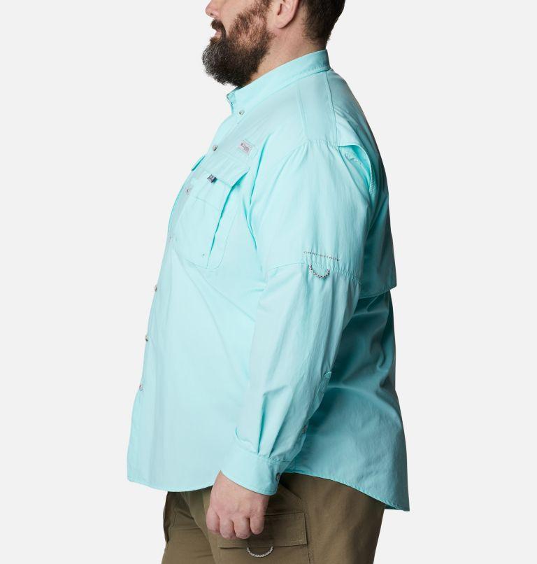 Bahama™ II L/S Shirt | 499 | 2X Men's PFG Bahama™ II Long Sleeve Shirt - Big, Gulf Stream, a1