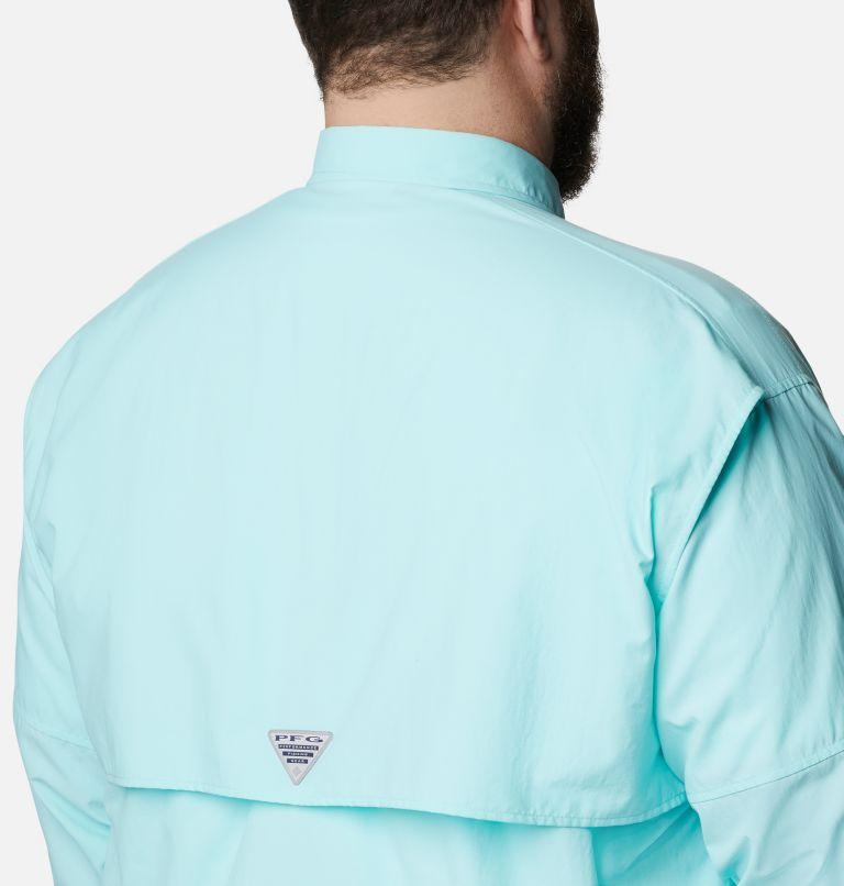 Bahama™ II L/S Shirt | 499 | 2X Men's PFG Bahama™ II Long Sleeve Shirt - Big, Gulf Stream, a3