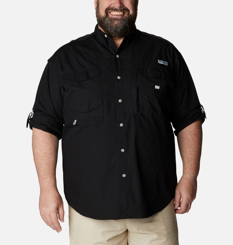 Men's PFG Bonehead™ Long Sleeve Shirt - Big Men's PFG Bonehead™ Long Sleeve Shirt - Big, a4