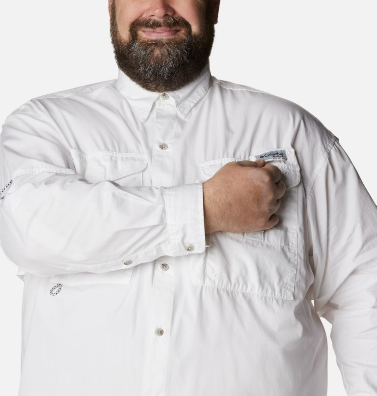 Men's PFG Bonehead™ Long Sleeve Shirt - Big Men's PFG Bonehead™ Long Sleeve Shirt - Big, a2