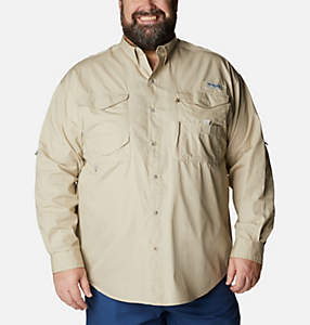 Men's PFG Bonehead™ Long Sleeve Shirt — Big