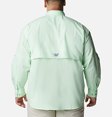 Men's PFG Bonehead™ Long Sleeve Shirt - Big Bonehead™ LS Shirt | 019 | 6X, Key West, back