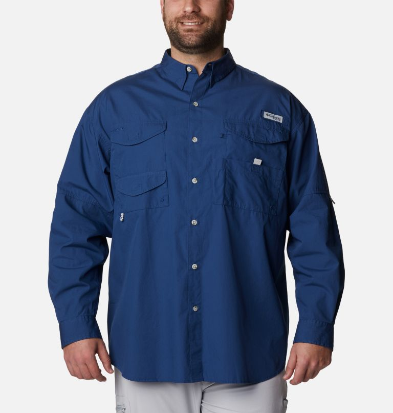 Men's PFG Bonehead™ Long Sleeve Shirt - Big Men's PFG Bonehead™ Long Sleeve Shirt - Big, front