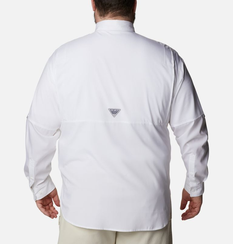 Men's PFG Tamiami™ II Long Sleeve Shirt - Big Men's PFG Tamiami™ II Long Sleeve Shirt - Big, back