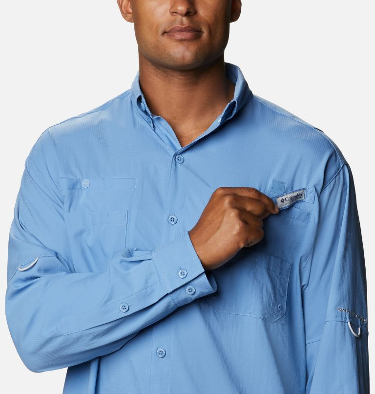Men's PFG Tamiami™ II Long Sleeve Shirt - Big Men's PFG Tamiami™ II Long Sleeve Shirt - Big, a2