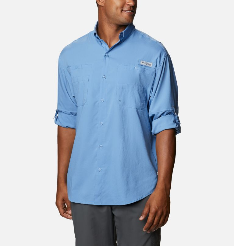 Men's PFG Tamiami™ II Long Sleeve Shirt - Big Men's PFG Tamiami™ II Long Sleeve Shirt - Big, a4