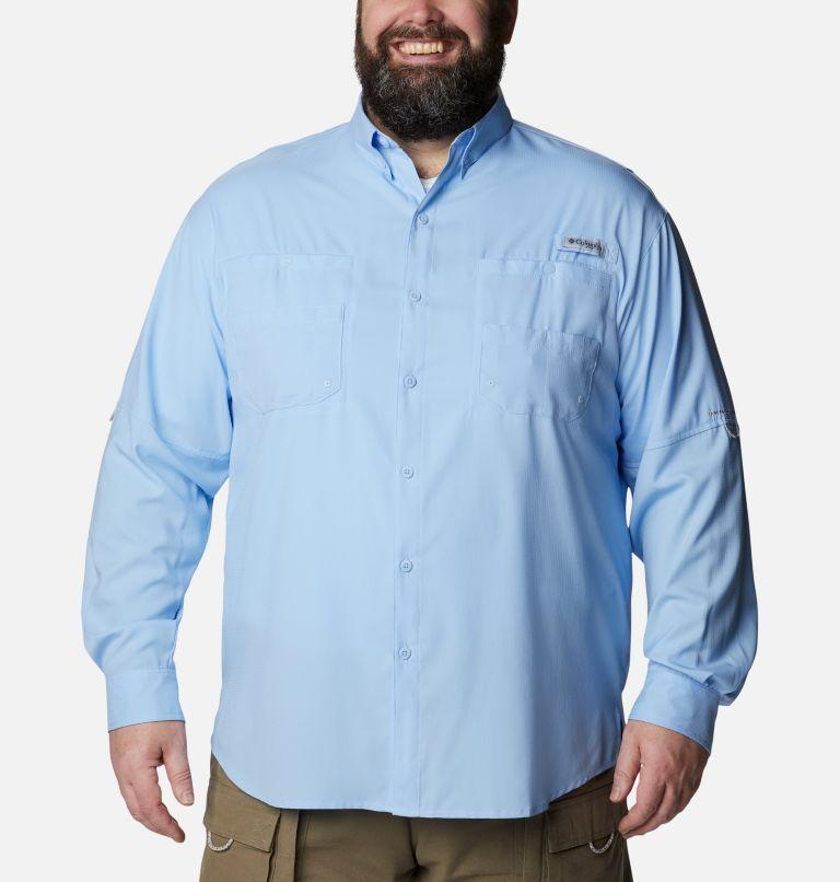 Men's PFG Tamiami™ II Long Sleeve Shirt - Big Men's PFG Tamiami™ II Long Sleeve Shirt - Big, front