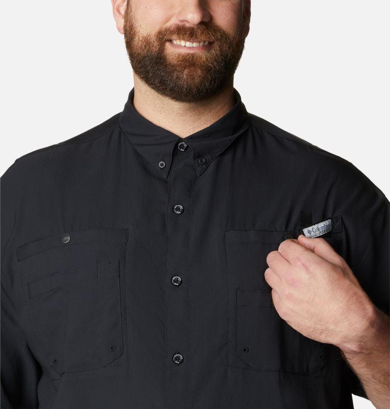 Tamiami™ II SS Shirt | 010 | 6X Men's PFG Tamiami™ II Short Sleeve Shirt - Big, Black, a2