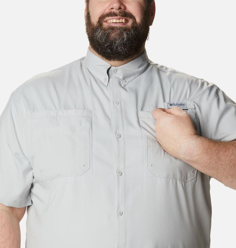 Tamiami™ II SS Shirt | 019 | 5X Men's PFG Tamiami™ II Short Sleeve Shirt - Big, Cool Grey, a2