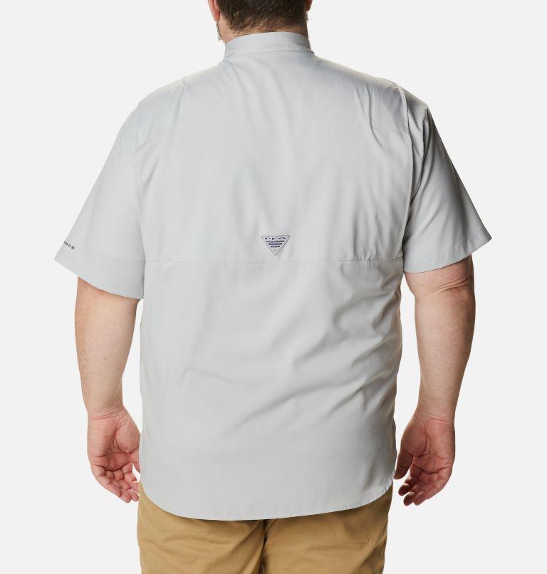 Tamiami™ II SS Shirt | 019 | 5X Men's PFG Tamiami™ II Short Sleeve Shirt - Big, Cool Grey, back