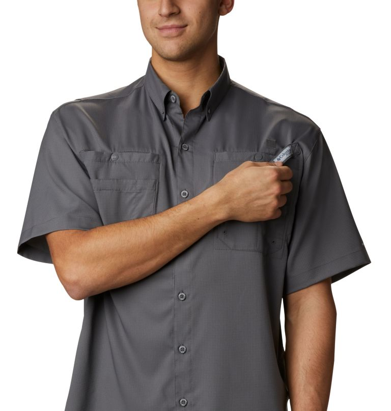 Men's PFG Tamiami™ II Short Sleeve Shirt - Big Men's PFG Tamiami™ II Short Sleeve Shirt - Big, a2
