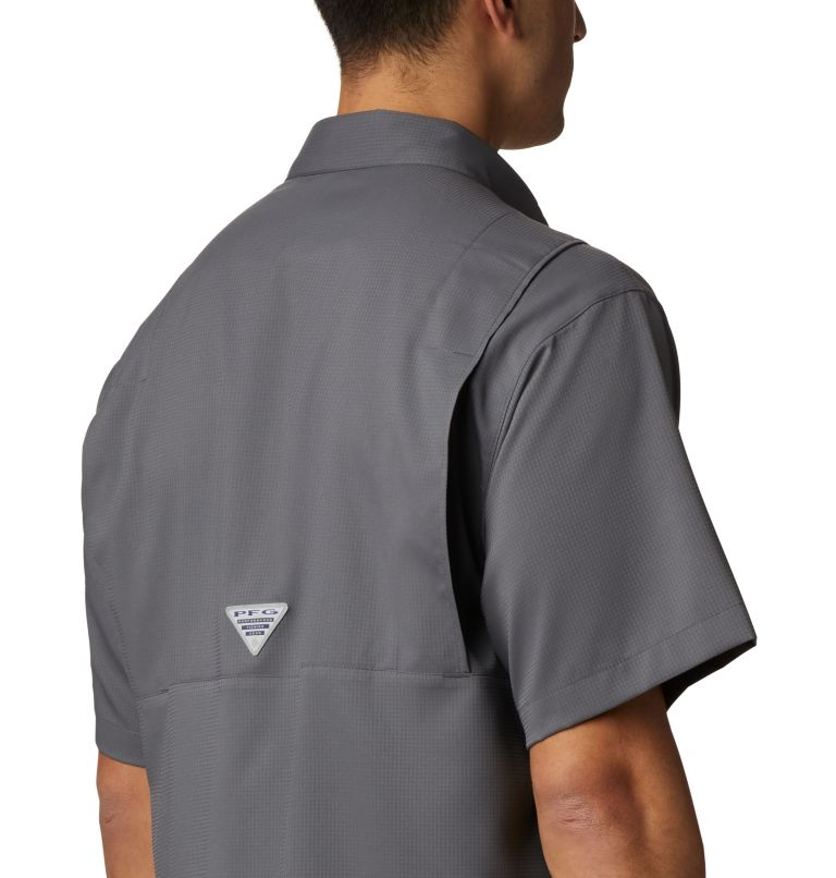 Men's PFG Tamiami™ II Short Sleeve Shirt - Big Men's PFG Tamiami™ II Short Sleeve Shirt - Big, a3