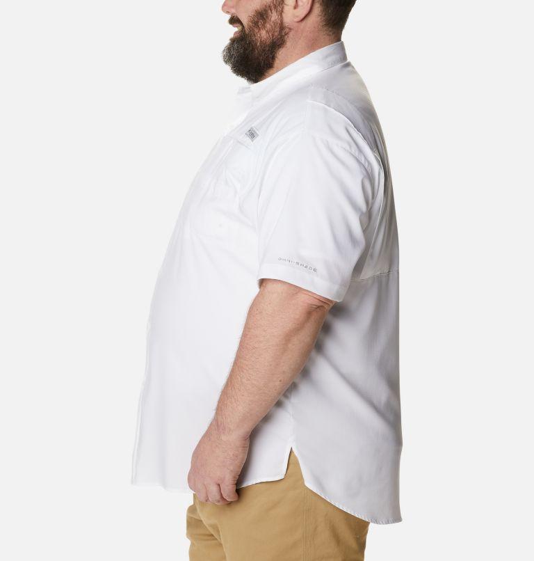 Tamiami™ II SS Shirt   100   4X Men's PFG Tamiami™ II Short Sleeve Shirt - Big, White, a1