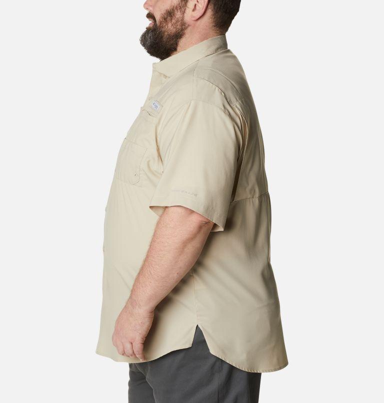 Tamiami™ II SS Shirt | 160 | 3X Men's PFG Tamiami™ II Short Sleeve Shirt - Big, Fossil, a1