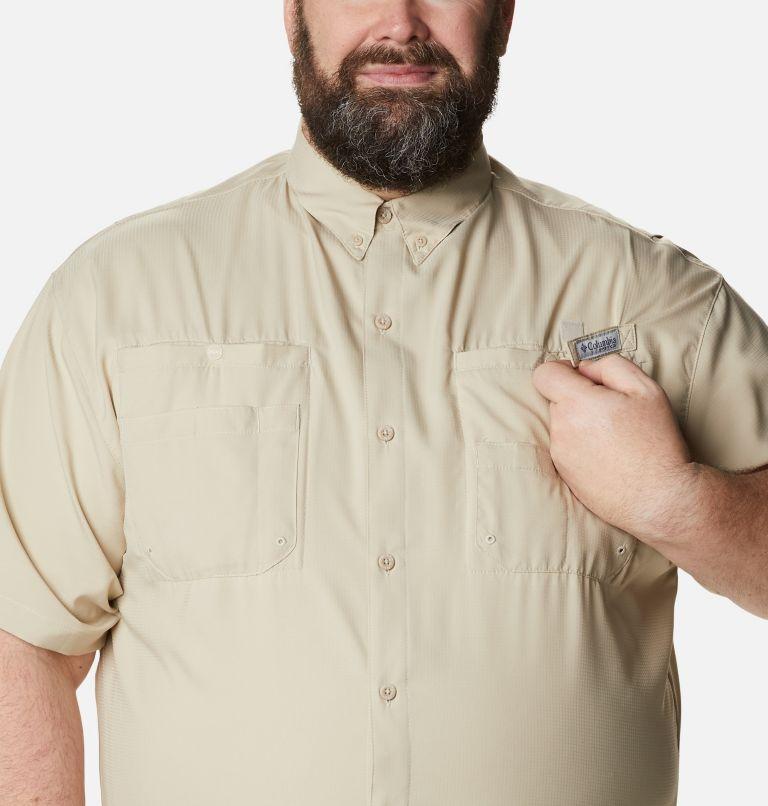 Tamiami™ II SS Shirt | 160 | 3X Men's PFG Tamiami™ II Short Sleeve Shirt - Big, Fossil, a2