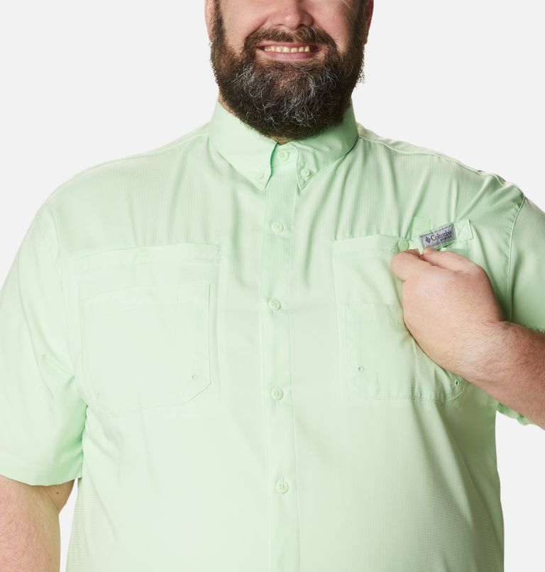Tamiami™ II SS Shirt | 372 | 3X Men's PFG Tamiami™ II Short Sleeve Shirt - Big, Key West, a2